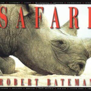 Safari by Robert Bateman - hardcover