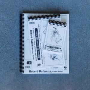 Robert Bateman Sketchbook
