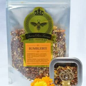 Organic Tea by Queen Bee Farms - Large Bag