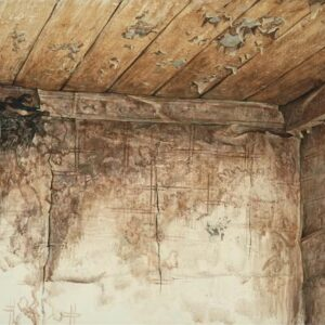 Homesteaders - Signed Limited Edition Print by Robert Bateman