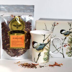 Bateman Mug and Organic Tea Gift Set