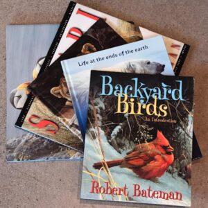 Robert Bateman Children's Book Collection