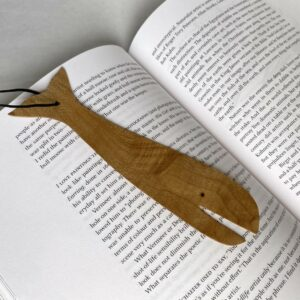 OneTree Maple Whale Bookmarks by Andre St Cyr