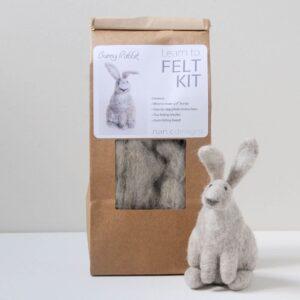 Bunny Rabbit Needle Felting Kit