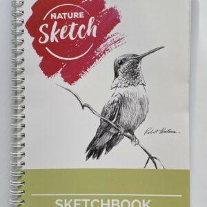 Official Bateman Foundation Nature Sketch Sketchbook