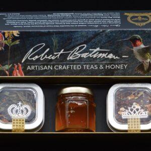 Robert Bateman Artisan Tea & Honey Set